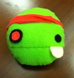 Is this a pirate pea by Katie?