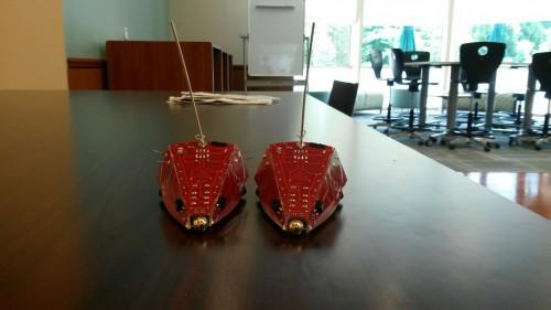 Mousebots!