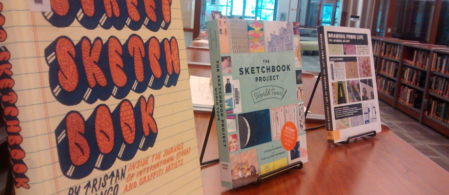 Sneak a peek: Notebooks on Display
