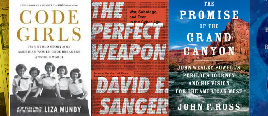 Fast Five: New Science & Nature Non-Fiction