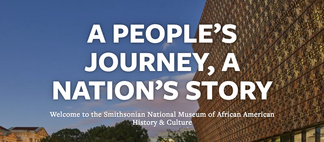 Black History Month 2019: Web-Based Resources